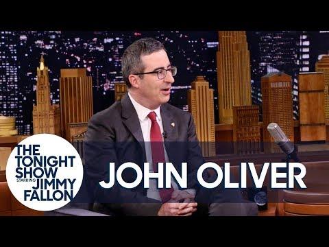 John Oliver u Jimmyho Fallona