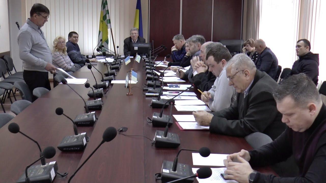 Відбулася співбесіда на заміщення вакантних посад першого заступника міського голови та директора КСТП
