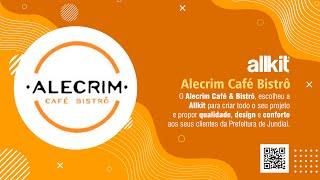 [VÍDEO] Conheça o Restaurante Alecrim Café & Bistrô