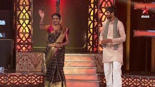 Suma Kanakala as #Mahanati in Star Maa Pariwaar Awards Coming soon #SMPA2018