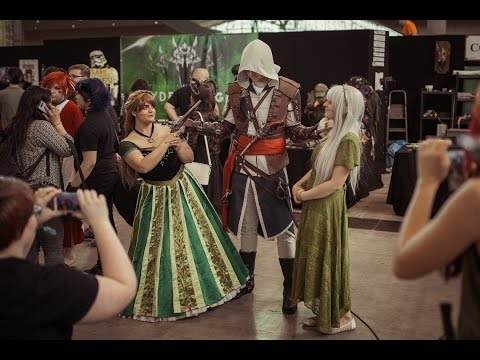 Comic Con Germany 2017 video