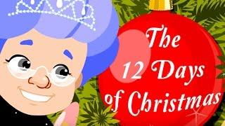 Kids Christmas Songs | 12 Days of Christmas | Kids Karaoke | Sing Along| Helen Doron Song Club