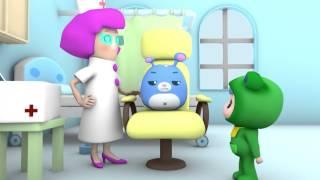 Руби и Йо-Йо  -  У врача - мультики детям
