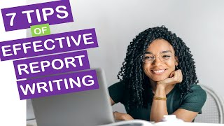 report writing format 7 tips and how to write an effective report