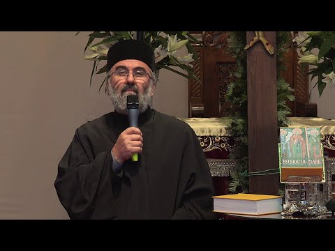Pr. Prof. Constantin Coman despre Patericul Mare