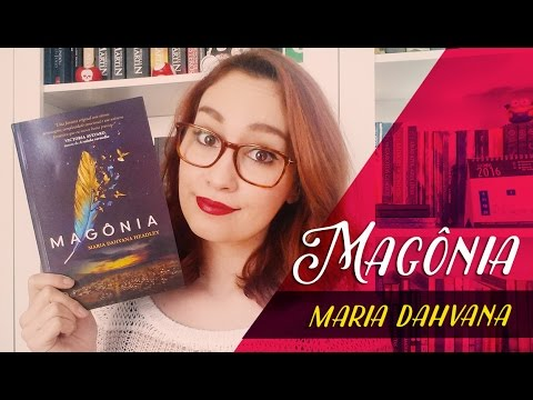 Magônia (Maria Dahvana) | Resenhando Sonhos