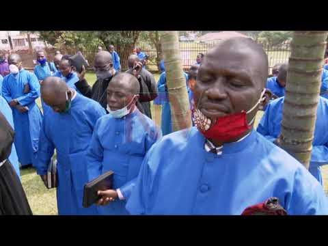 OKUNYOLWA OLW'EKKANISA: Poliisi erinnye eggere ku kutambula kw'abaawule