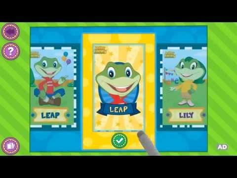 LeapFrog Imagicard Letter Factory Adventures Learning Game (for LeapPad tablets)