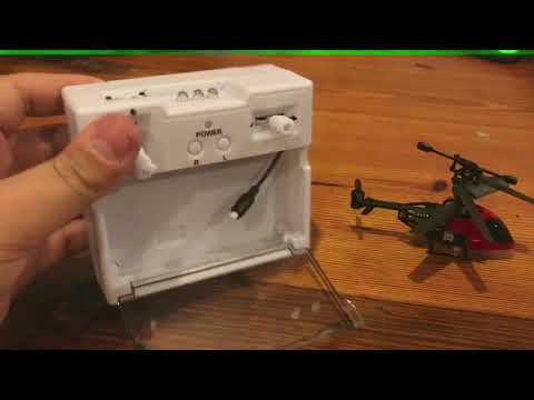 World's Smallest RC Helicopter Review!