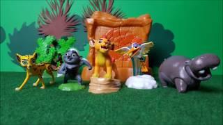 Die Garde der Löwen Okapis in Angst Folge 1