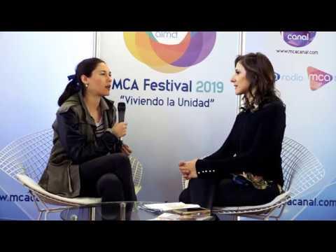 Entrevista a Majo López Claro en MCA Festival 2019