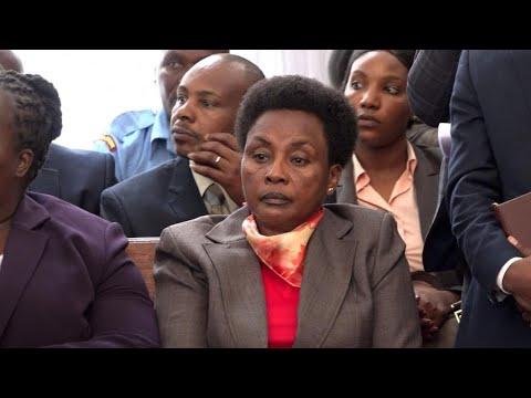 Court halts criminal action against Deputy Chief Justice Philomena Mwilu