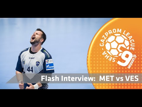 Flash interview: Metaloplastika vs Telekom Veszprem