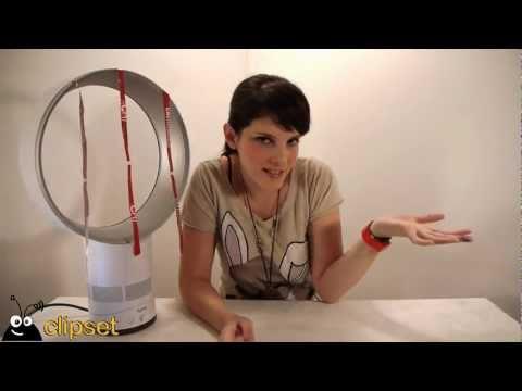 Dyson Air Multiplier #Videorama
