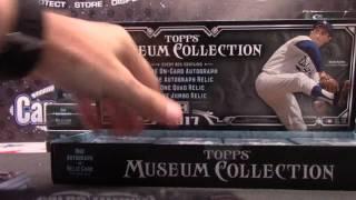 2017 Topps Museum Baseball 6 Box 1/2 Case Serial #s GB # 1