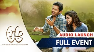 A Aa Audio Launch Full Event