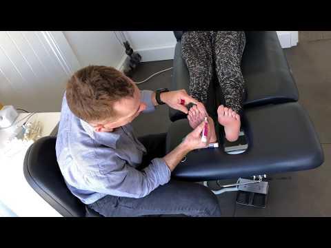 Refacerea articulației umărului după o luxație obișnuită