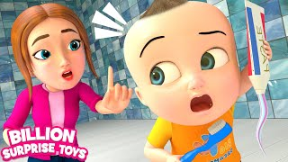 Yes Mommy Song | BST Nursery Rhymes & Songs for Kids