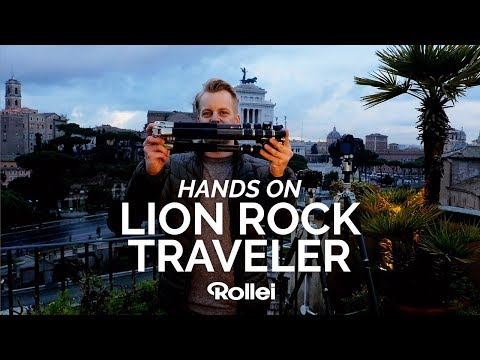 Lion Rock Traveler Stative: Hands on!