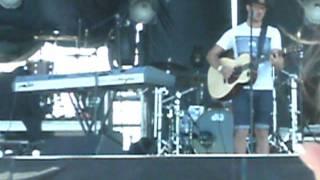 Chris August @ Lifelight Festival 2011 NEW SONG! This Side of Heaven