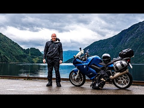 World's Greatest Motorcycle rides | Norway
