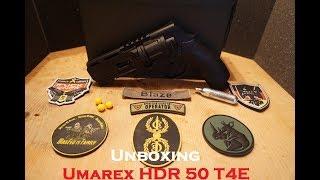 Unboxing: Umarex HDR 50 T4E Revolver