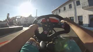 preview picture of video 'Karting de Arganda 7/8/2014'