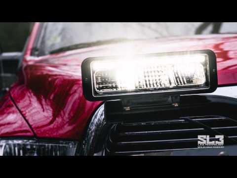 SL3 Snowplow Lighting System | BOSS Snowplow