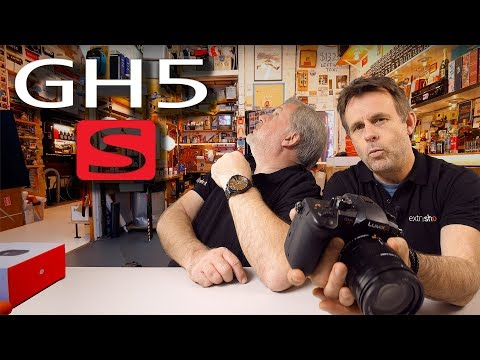 Panasonic GH5S – First hands on review and test footage
