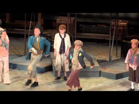 """Consider Yourself"" From  ""Oliver"" Washington Park Playhouse Albany NY Aug 2014 Mp3"