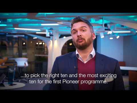 TechX accelerator announces first Pioneers