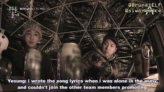 [ENGSUB] 180328 Galaxy EP2 – Yesung talks about 'My Dear'