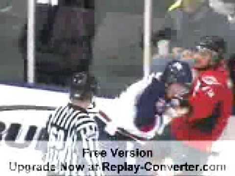 Lane MacDermid vs Adam Comrie