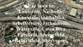 JOHNNY CASH - I've Been Everywhere - With Lyrics - YouTube