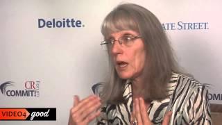 COMMIT!Forum 2012 Sustainability Interviews - Lauralee E. Martin, Jones Lang LaSalle