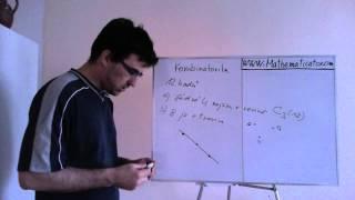 Kombinatorika - Kombinace 3 - roviny v prostoru
