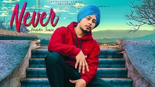 Never - (Official Video) Harinder Samra   Dreamboy   New Punjabi Song 2019  Relax
