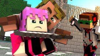 БРАТЮНЯ!! ОТОМСТИ ЗА МЕНЯ!! !! BLOOD #19 Murder in Minecraft