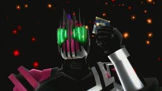 仮面ライダー ウォー 創生 Kamen Rider War Sousei S Rank 43 Decade HELL 1080p
