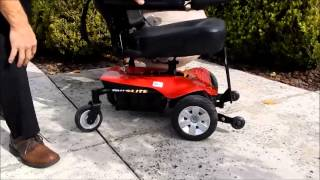 Jazzy Select Elite Power Chair