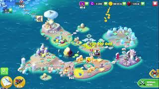 Map Hero 199 - Very Hard - Dragon Mania Legends