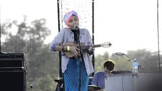 Yuna- Bad Idea Live at Streets 2013 Chicago
