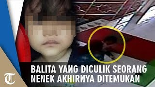 Lima Hari Hilang Diculik Nenek-nenek saat Bermain di Masjid, Anisa Ditemukan di Stasiun Pasar Senen