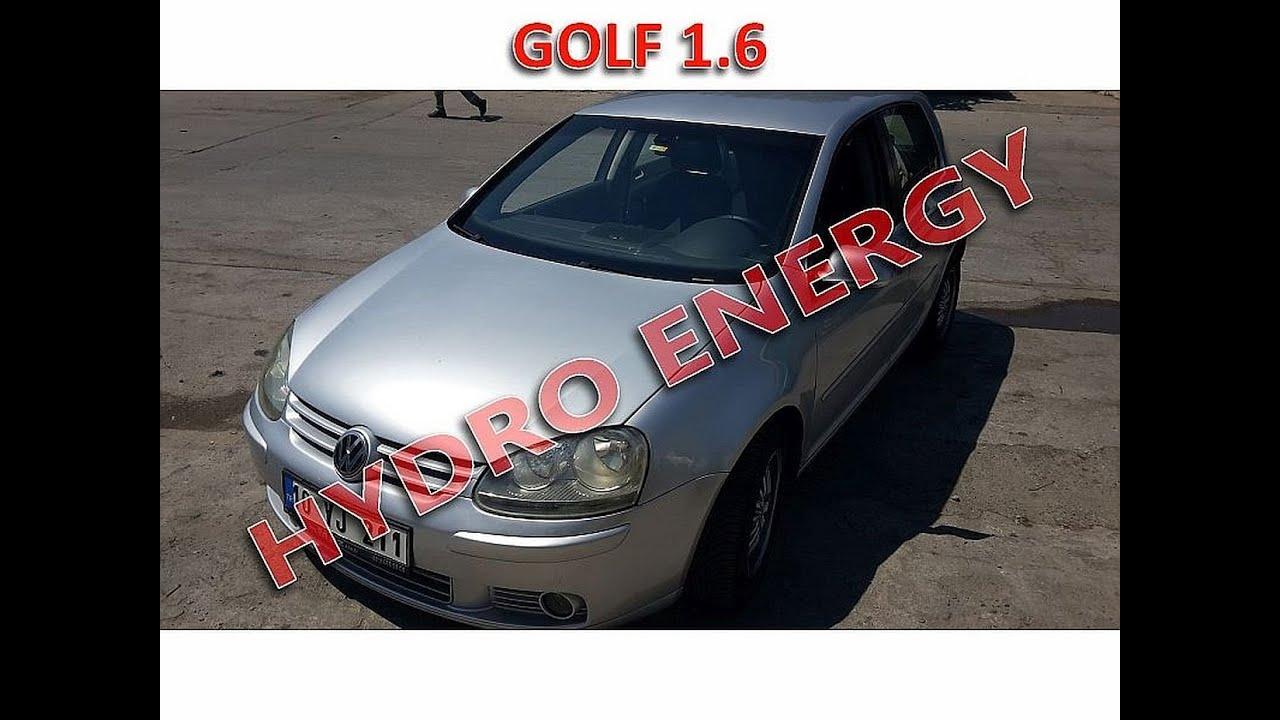 vw golf hidrojen yakıt tasarruf cihazı montajı