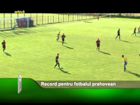 Record pentru fotbalul prahovean