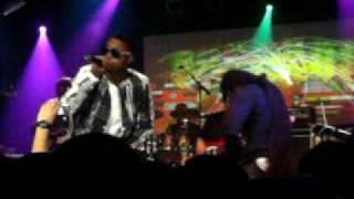 Nas and Damian Marley performing Tribes at War at the Highline Ballroom NYC 5/17/10