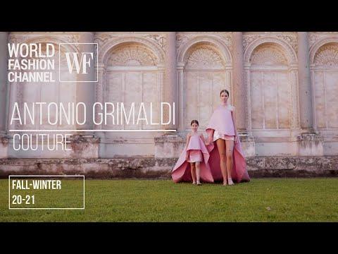 Antonio Grimaldi Couture | fall-winter 20-21