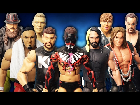 The Current WWE EWW Superstars/Roster