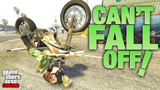 GLITCH: Never Fall Off Your Oppressor - Very Funny! GTA Online [PATCHED]