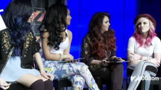 Little Mix - interview - Z100 (03/20/13)